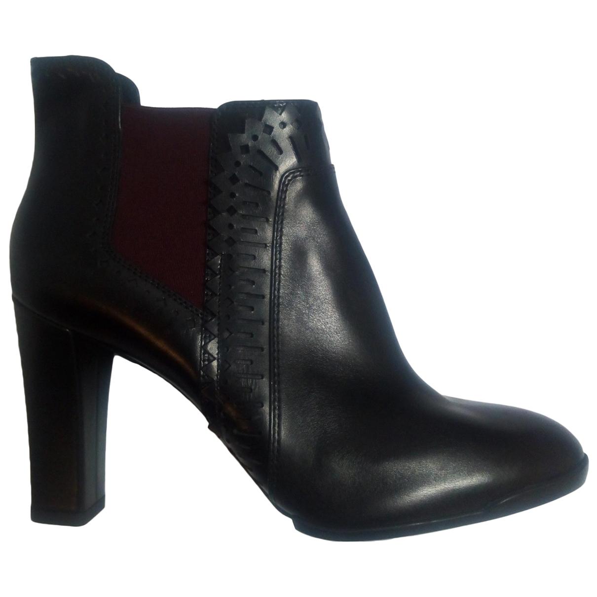 Tods - Boots   pour femme en cuir - multicolore