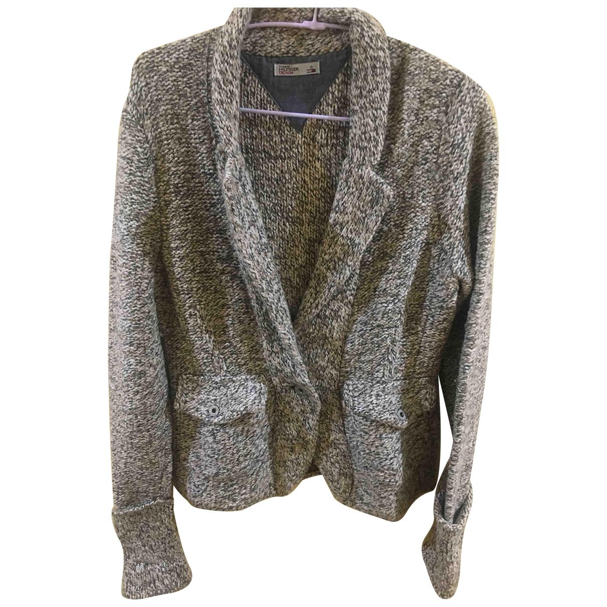 Tommy Hilfiger - Veste   pour femme en laine