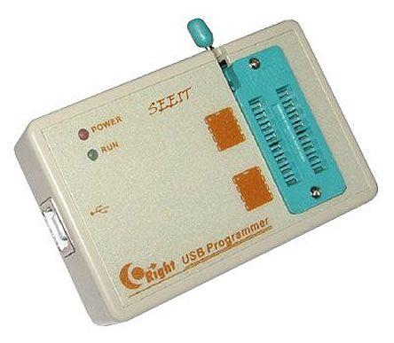 Seeit SKYPRO, Programmer / Copier for DataFlash, HCS Microchip, i2C EEPROMs 24 /25 / 93xx, MCU Atmel, SPI FLASHs 25 /