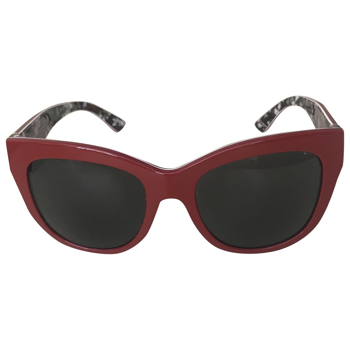 Dolce & Gabbana \N Red Sunglasses for Women \N