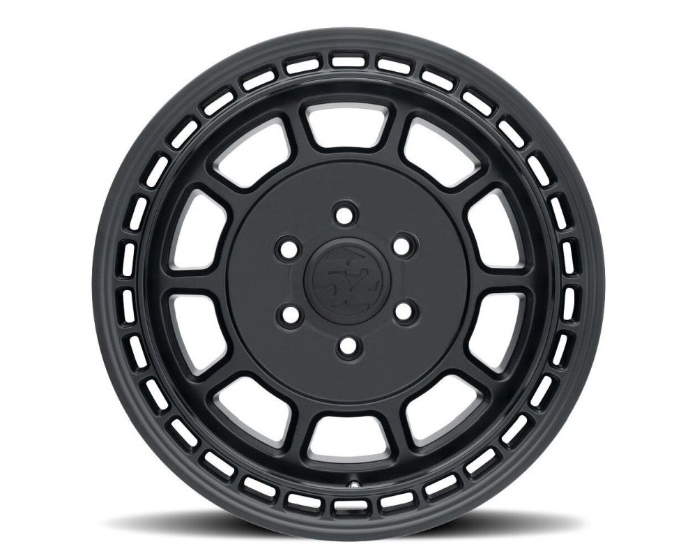 Fifteen52 Traverse HD Wheel Asphalt Black 17x8.5 6x120 0mm