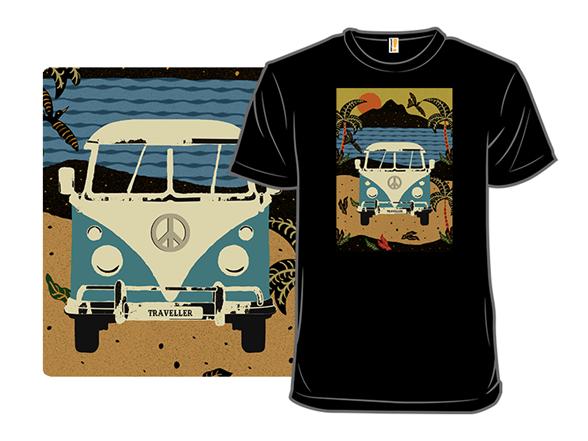 Traveller T Shirt