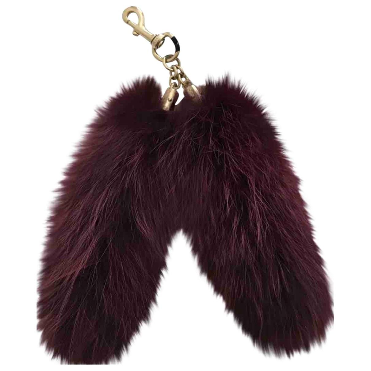 Gucci \N Purple Fox Purses, wallet & cases for Women \N