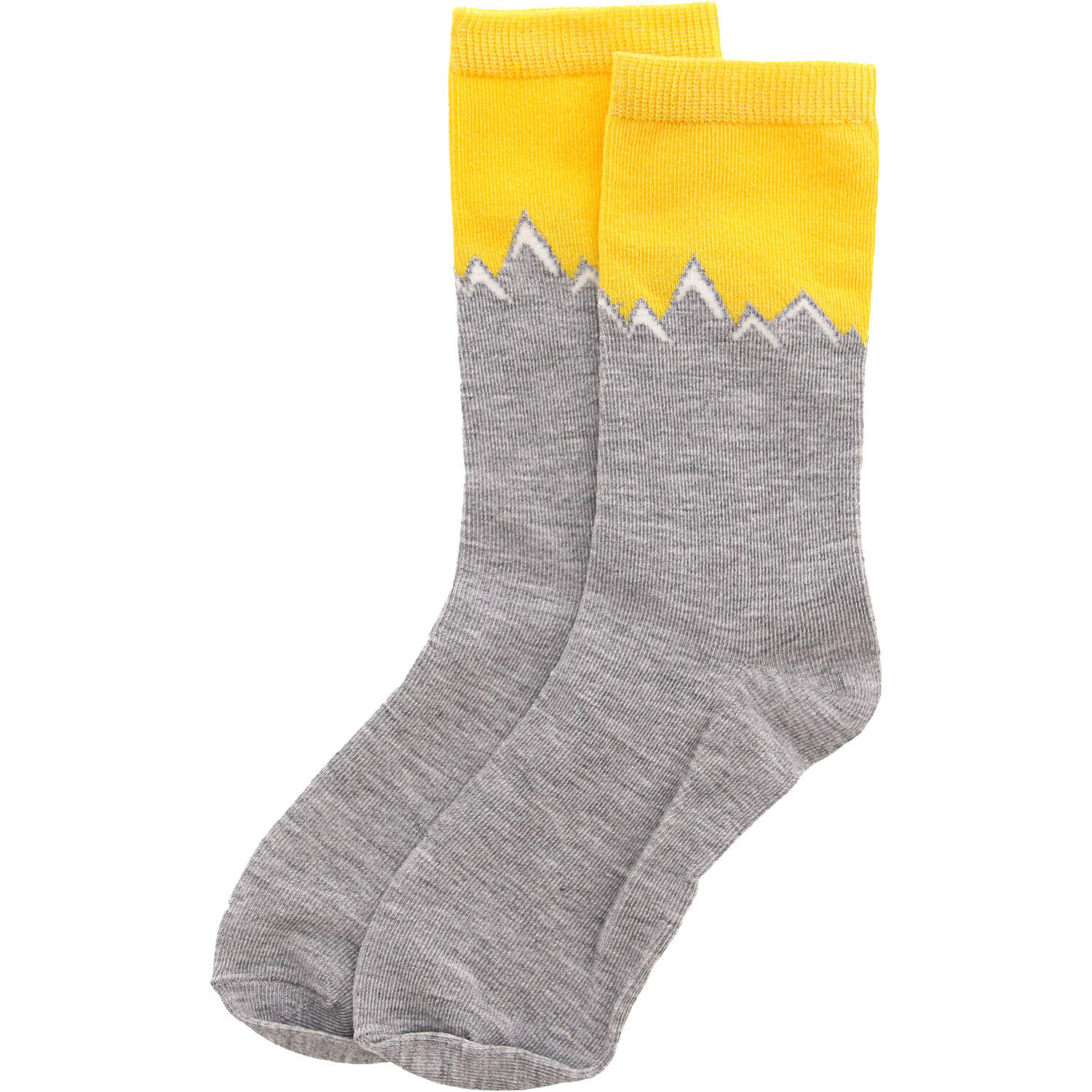 Janie And Jack Boys Gold Mountain Sock - 6-12 Months