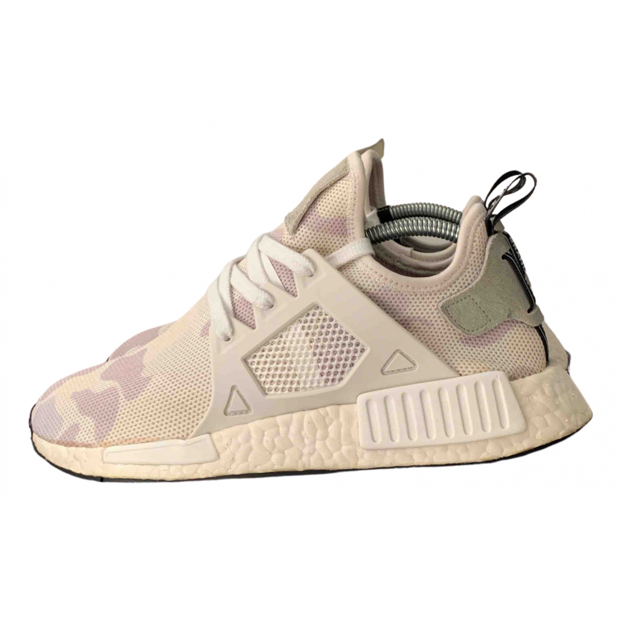 Adidas Nmd White Trainers for Women 40 EU