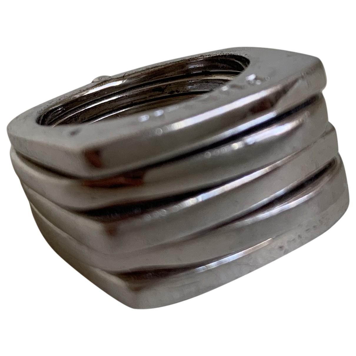 Furla \N Silver Silver ring for Women \N