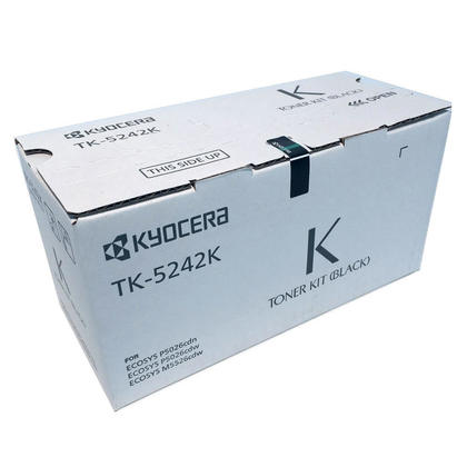 Kyocera Mita TK-5242K 1T02R70US0 cartouche de toner original noir