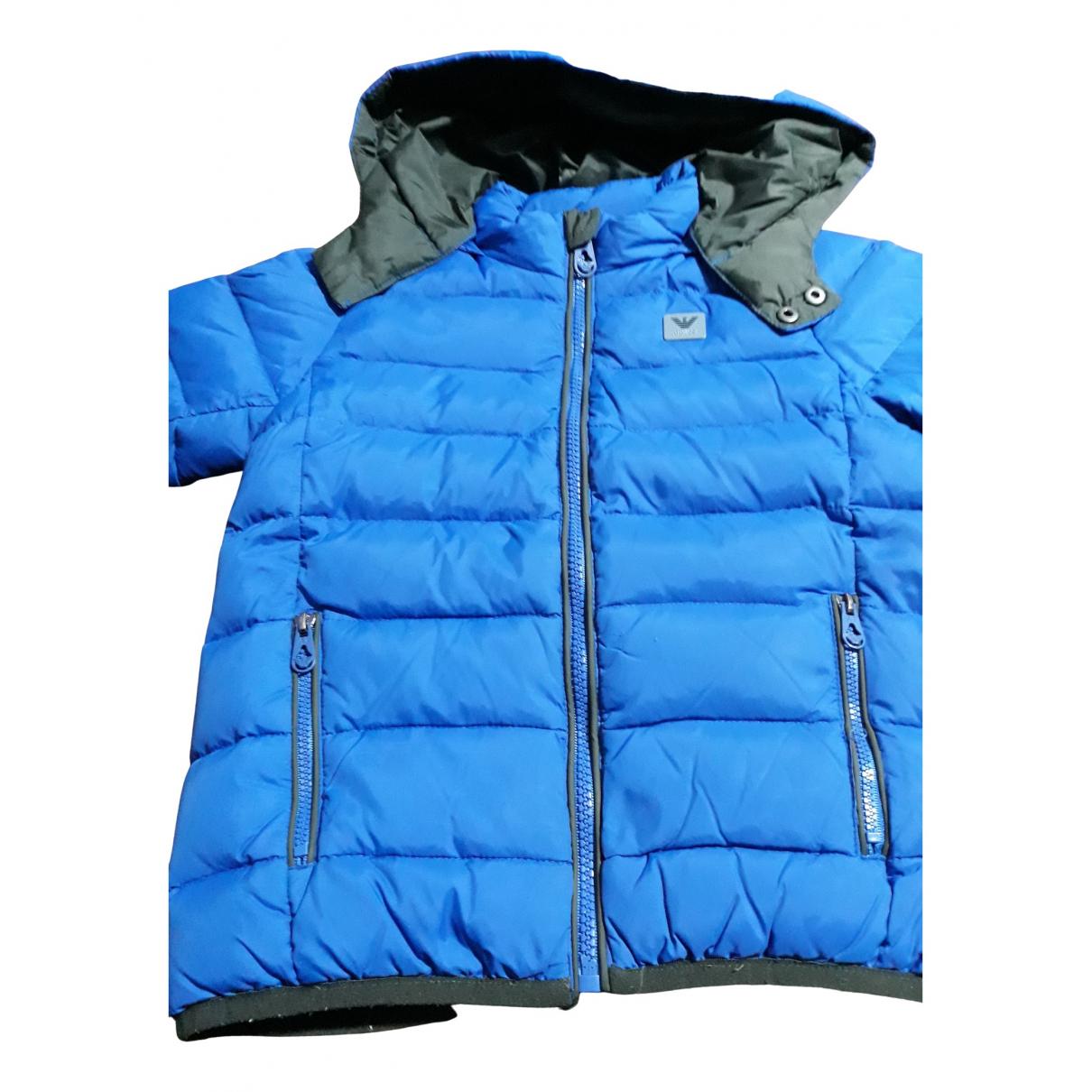 Armani Jeans \N Jacke, Maentel in Wolle