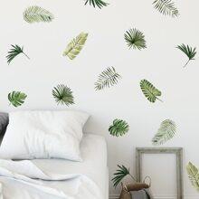 Leaf Print Wall Sticker
