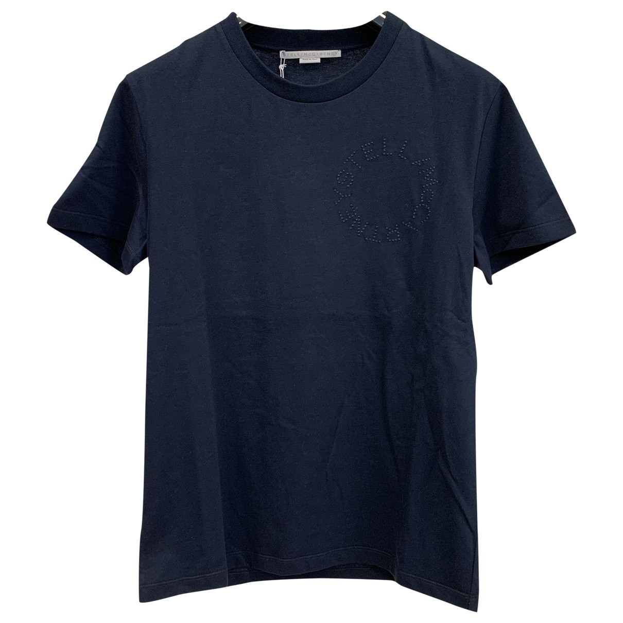 Stella Mccartney \N T-Shirts in  Blau Baumwolle