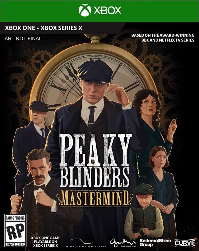 Peaky Blinder: Mastermind