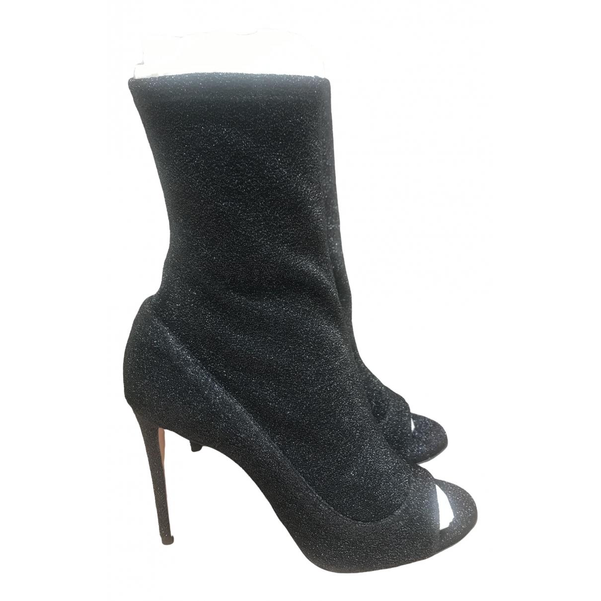 Aquazzura - Boots   pour femme - noir