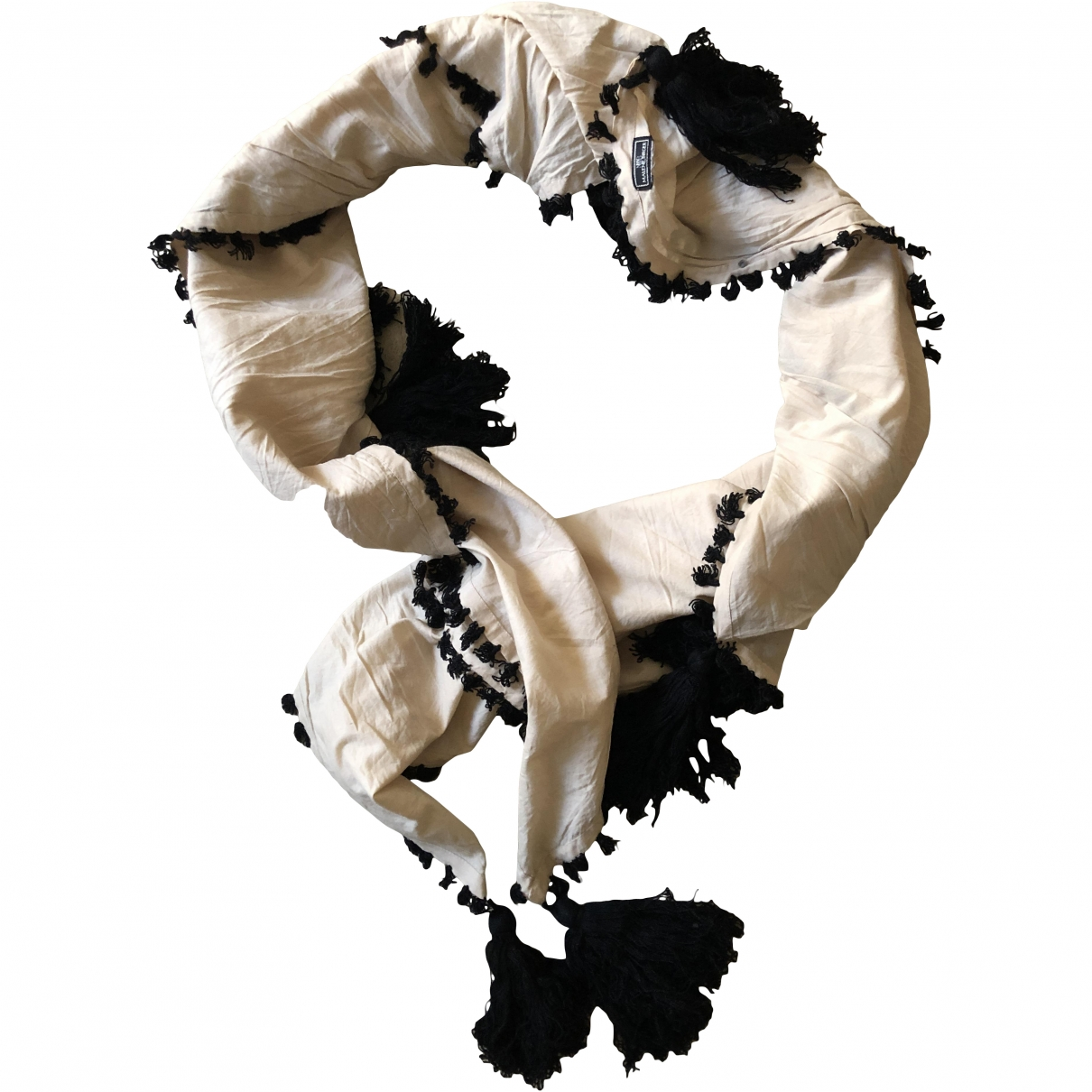 By Malene Birger - Carre   pour femme en coton - beige