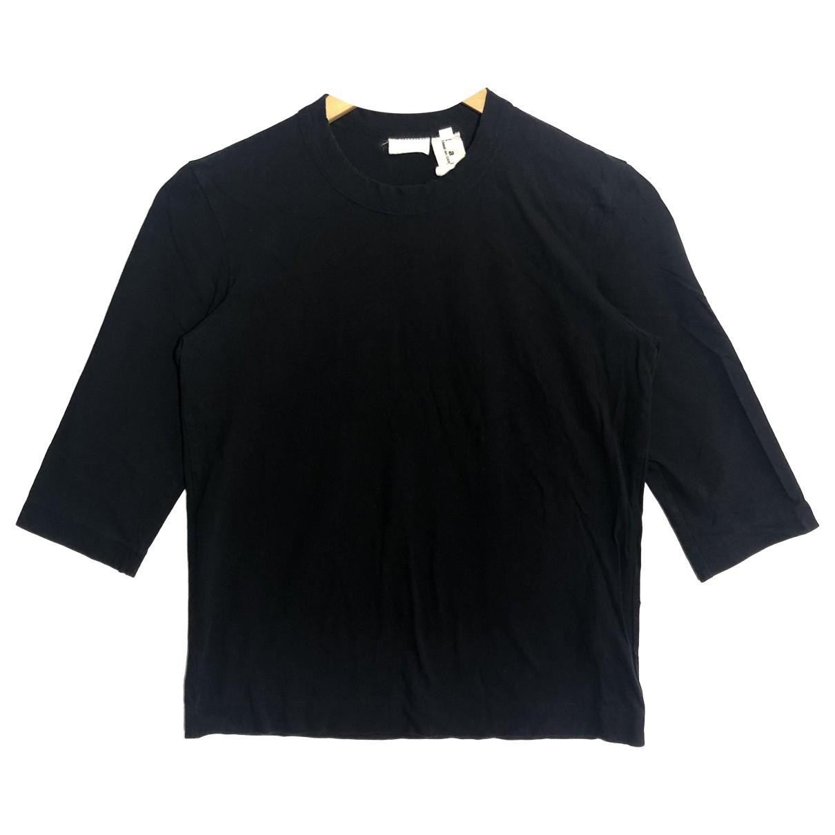 Comme Des Garcons \N Black Cotton  top for Women S International