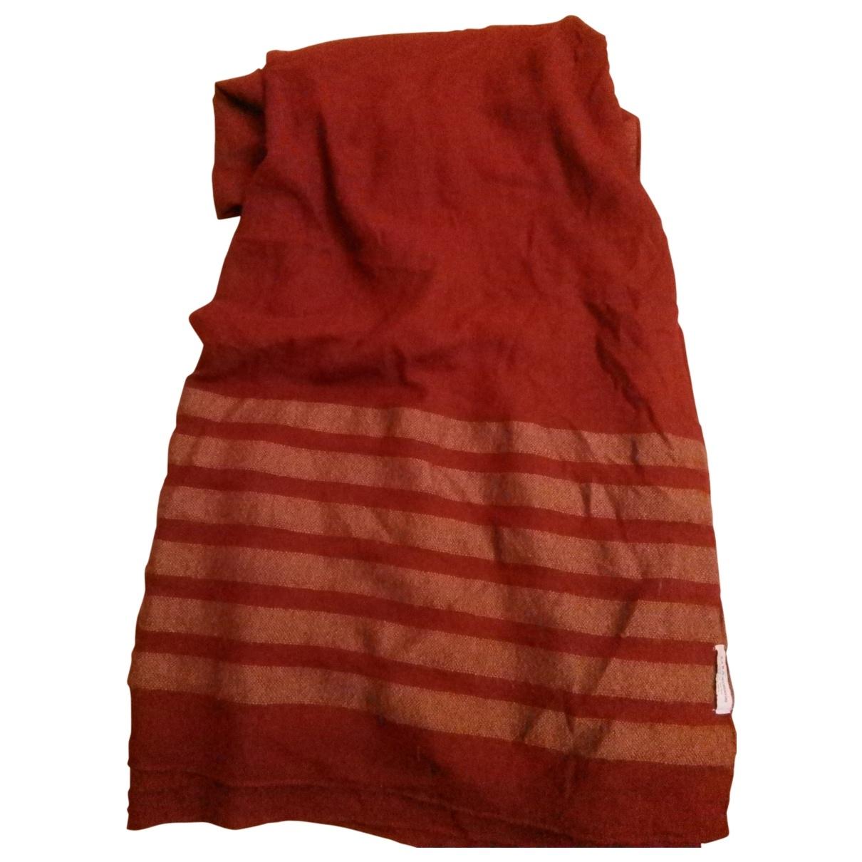 Zara \N Brown scarf for Women \N