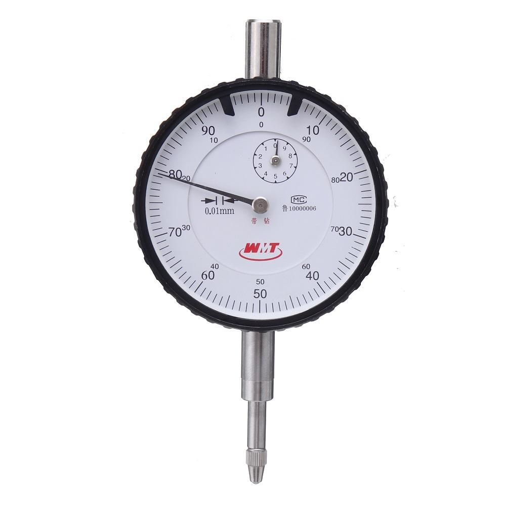 0-10mm 0.01mm Anti-vibration Dial Indicator