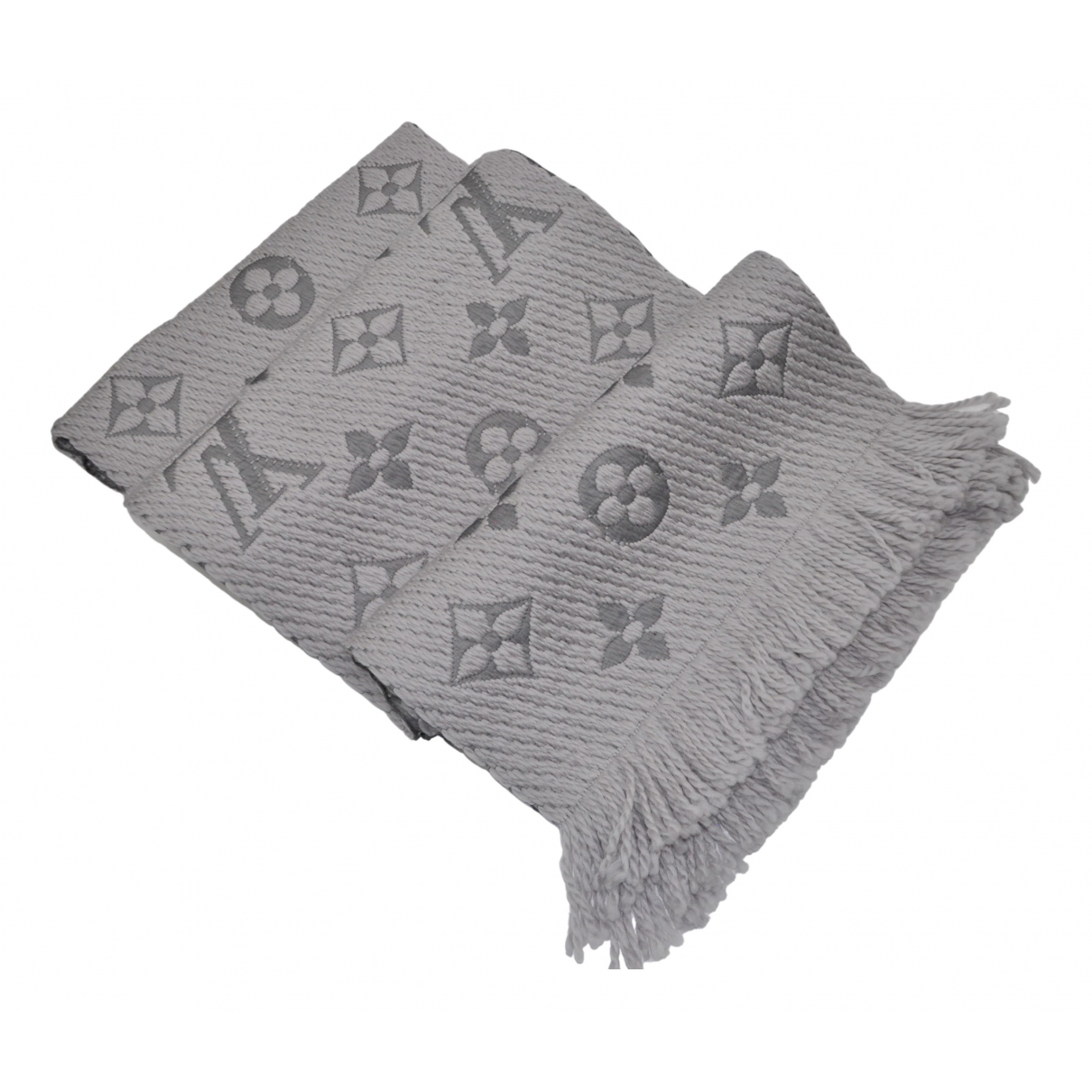 Bufanda Logomania de Lana Louis Vuitton