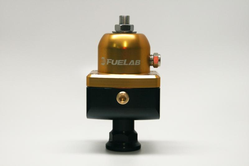Fuelab 55504-5 HIGH PRESSURE Fuel Pressure Regulator, Blocking Style