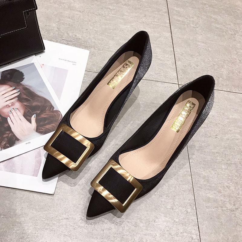 Ericdress Sequin Slip-On Stiletto Heel Women's Pumps