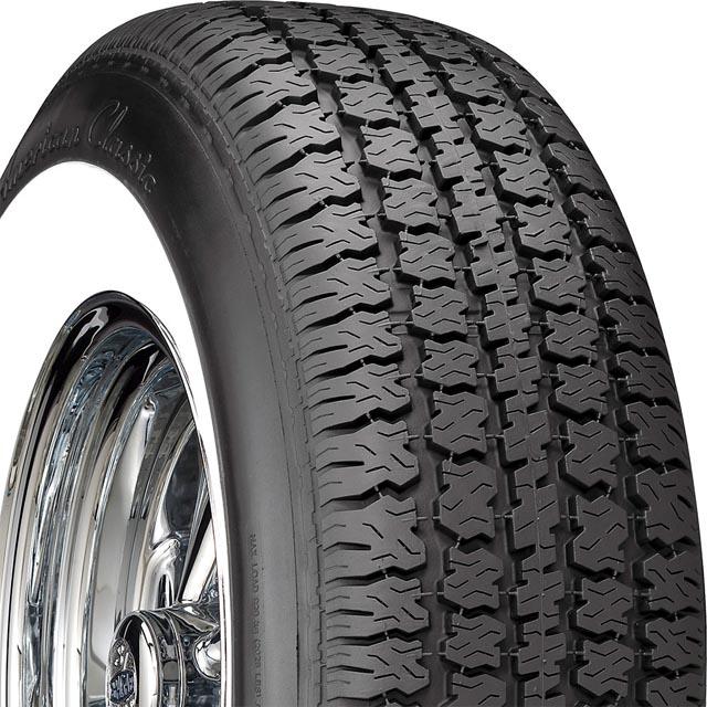 Coker American Classic Tire P 670/ R15 93S SL WW