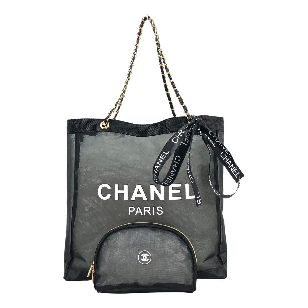 Chanel N Black Cloth handbag for Women N
