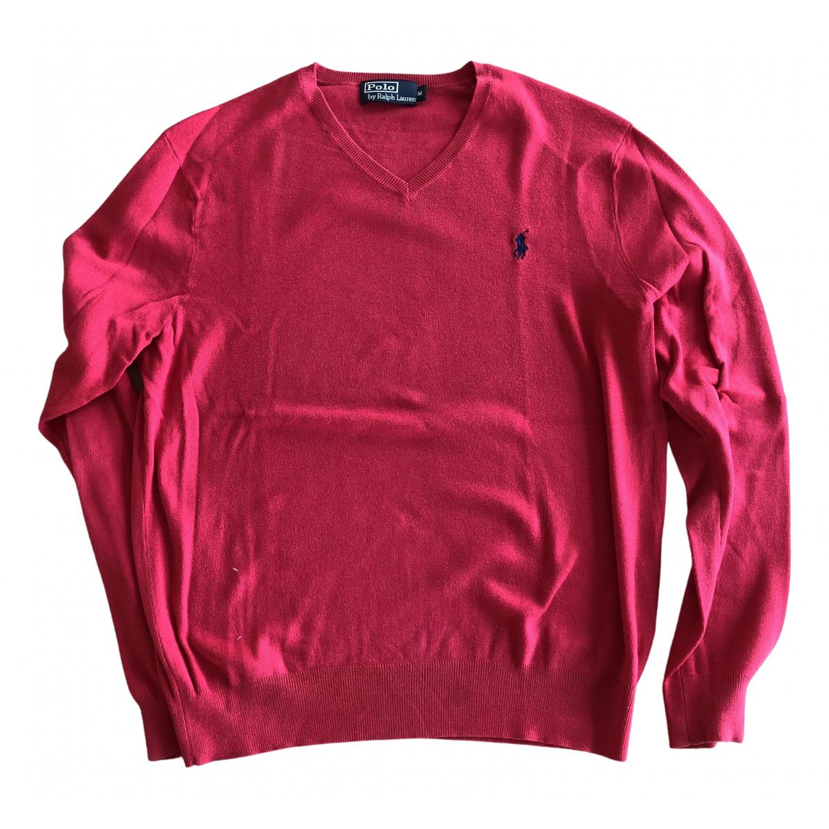 Polo Ralph Lauren \N Red Knitwear & Sweatshirts for Men 38 UK - US