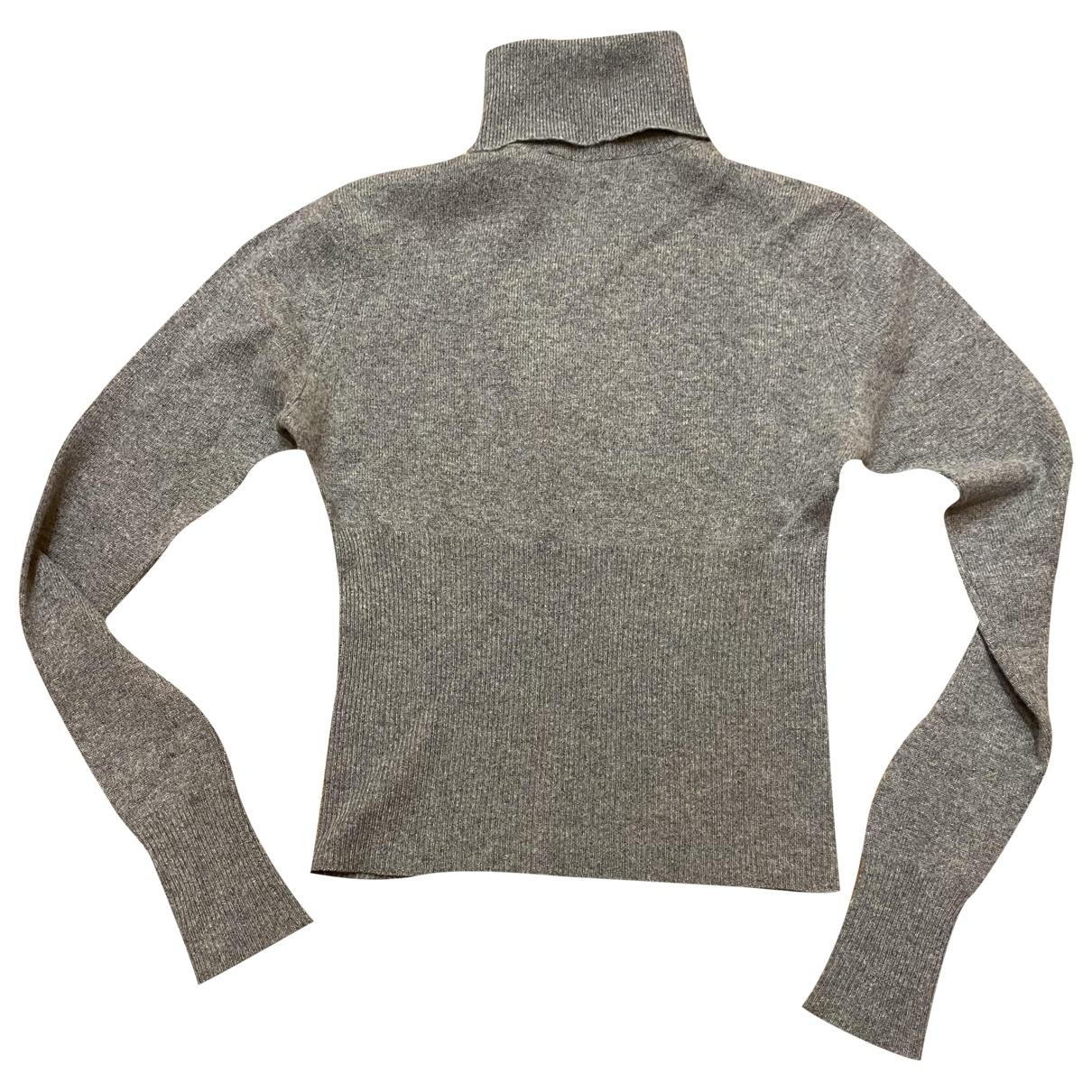 Georges Rech - Pull   pour femme en cachemire - gris