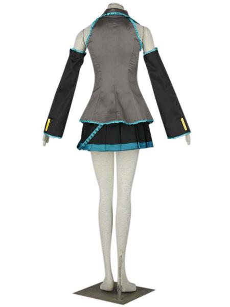 Milanoo Vocaloid Hatsune Miku Cosplay Costume Halloween