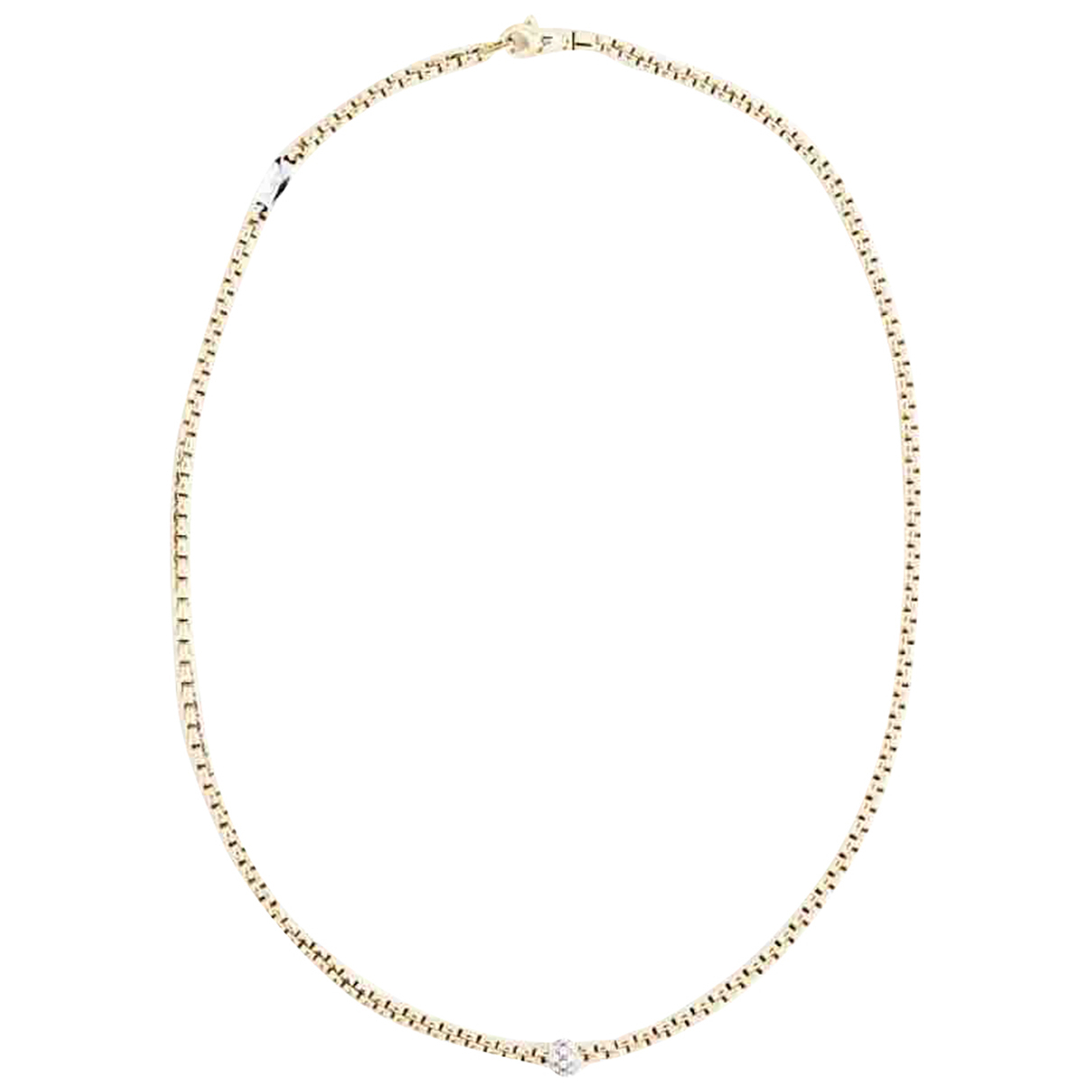 Fope \N Kette in  Gold Gelbgold