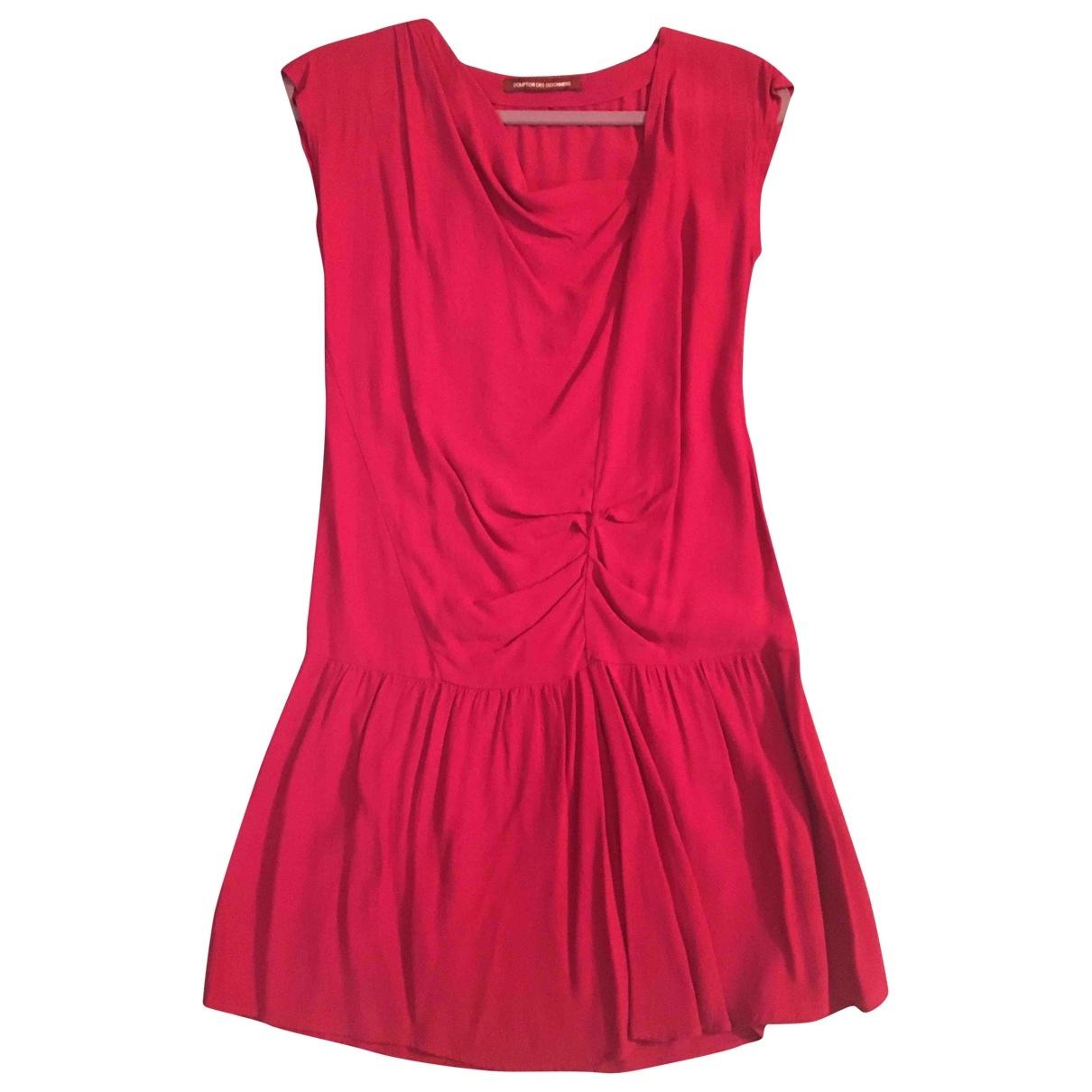 Comptoir Des Cotonniers - Robe   pour femme - rose
