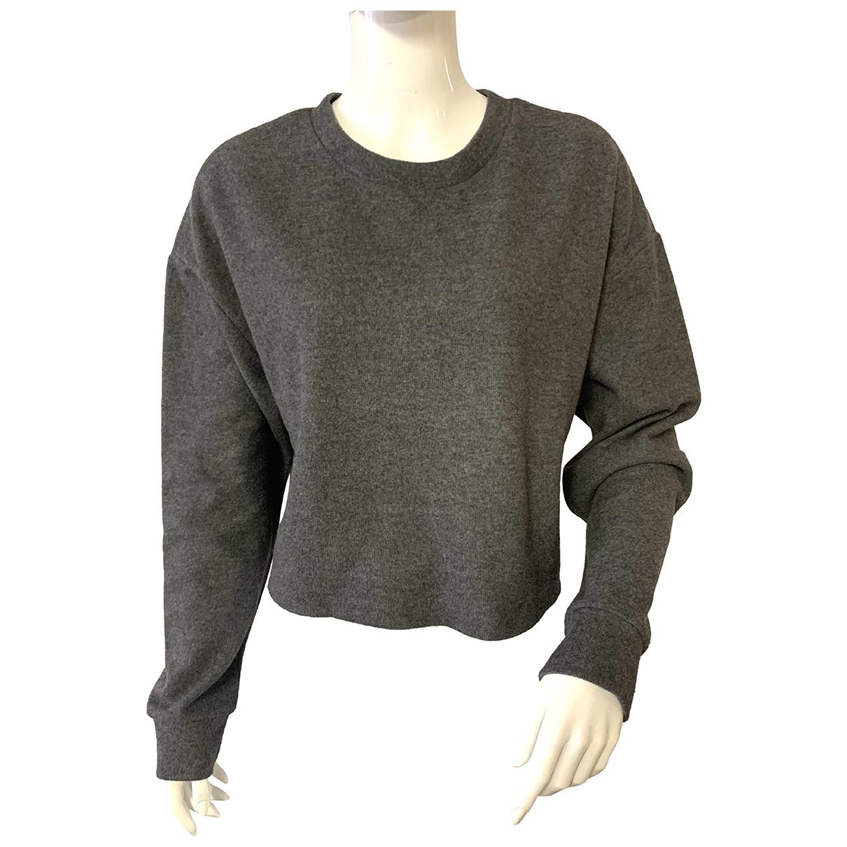 Zara - Pull   pour femme - gris