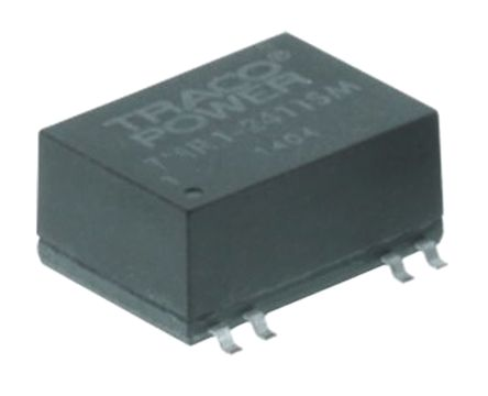 TRACOPOWER Through Hole Switching Regulator, 6.5V dc Output Voltage, 9 → 36V dc Input Voltage, 1A Output Current