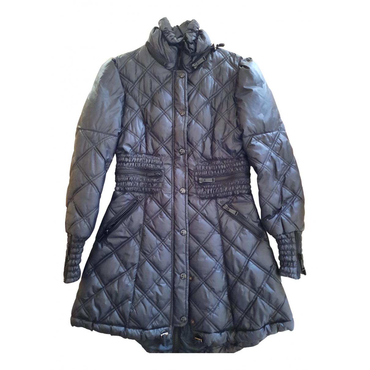 Silvian Heach N Black jacket for Women 44 FR