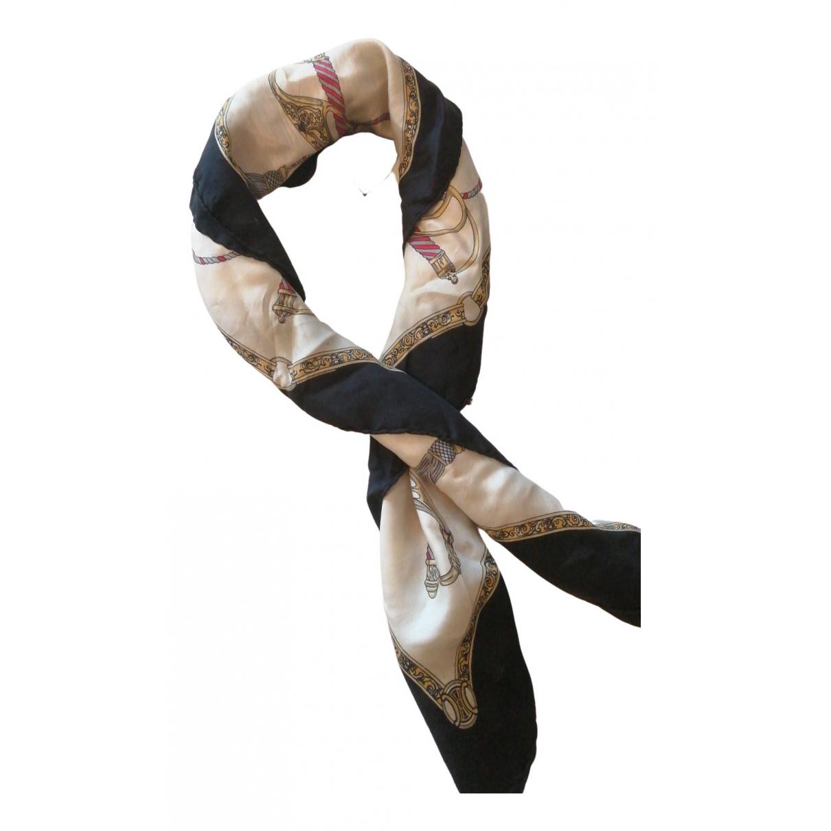Celine - Foulard   pour femme en soie - beige