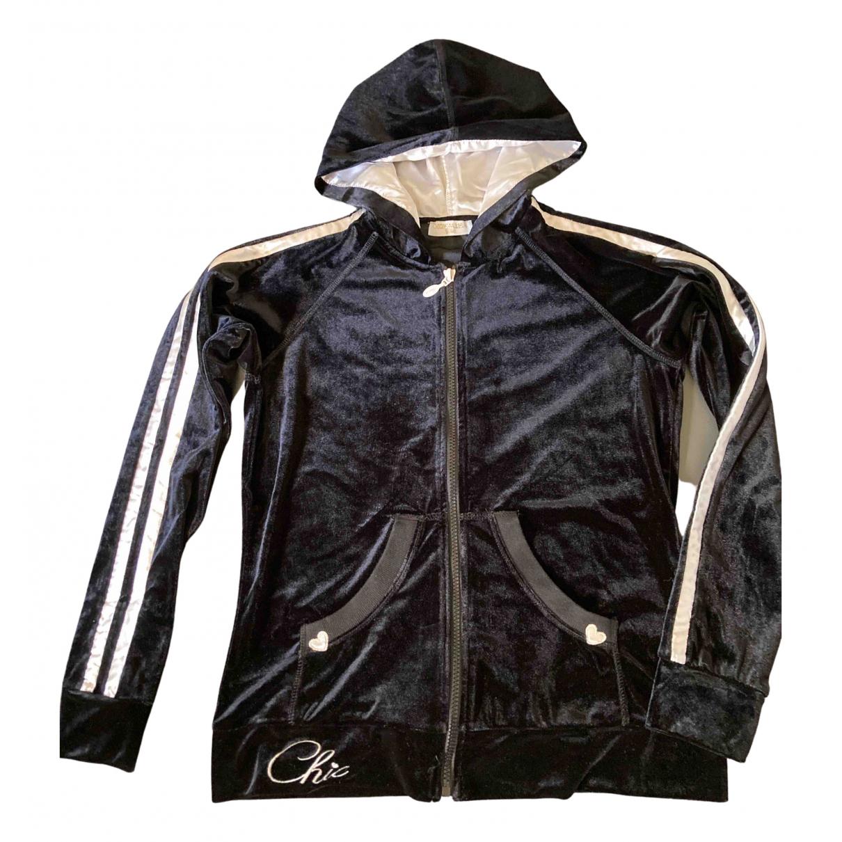 Monnalisa \N Black jacket & coat for Kids 14 years - S FR