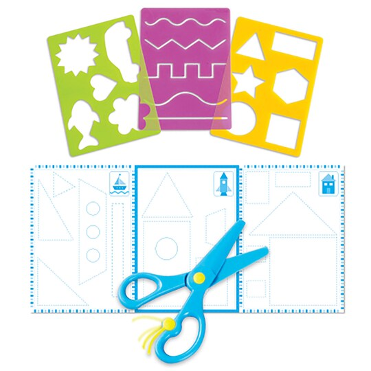 Learning Resources® Trace Ace Scissor Skills Set | Michaels®