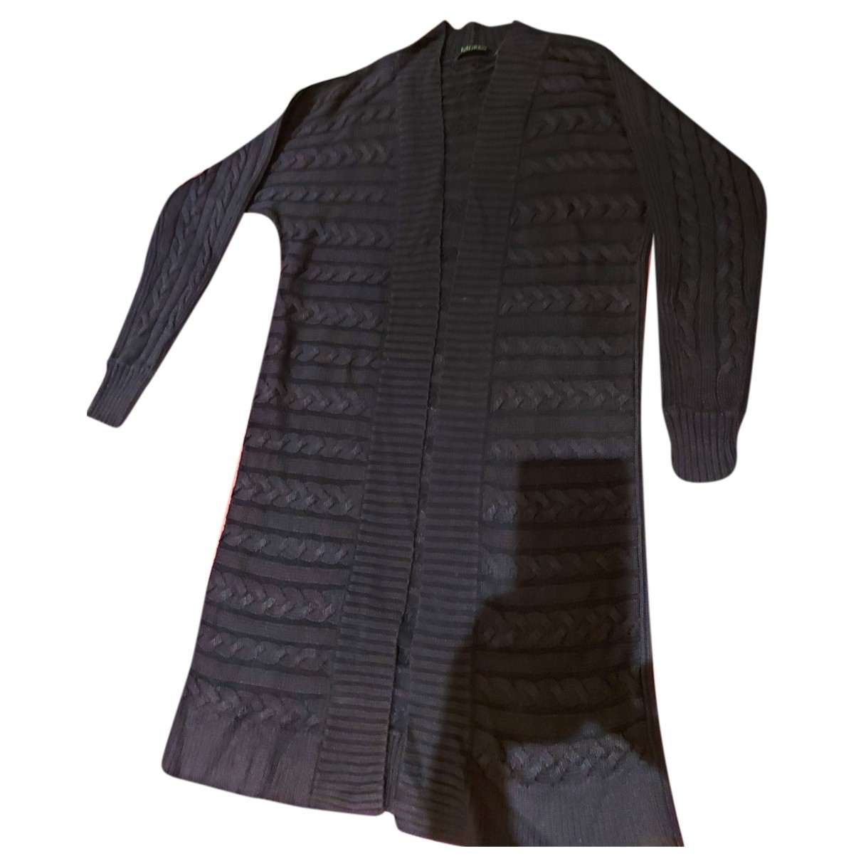 Lauren Ralph Lauren - Veste   pour femme en coton - marine