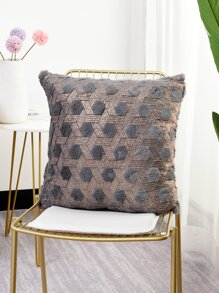 Hot Stamping Cushion Cover Without Filler