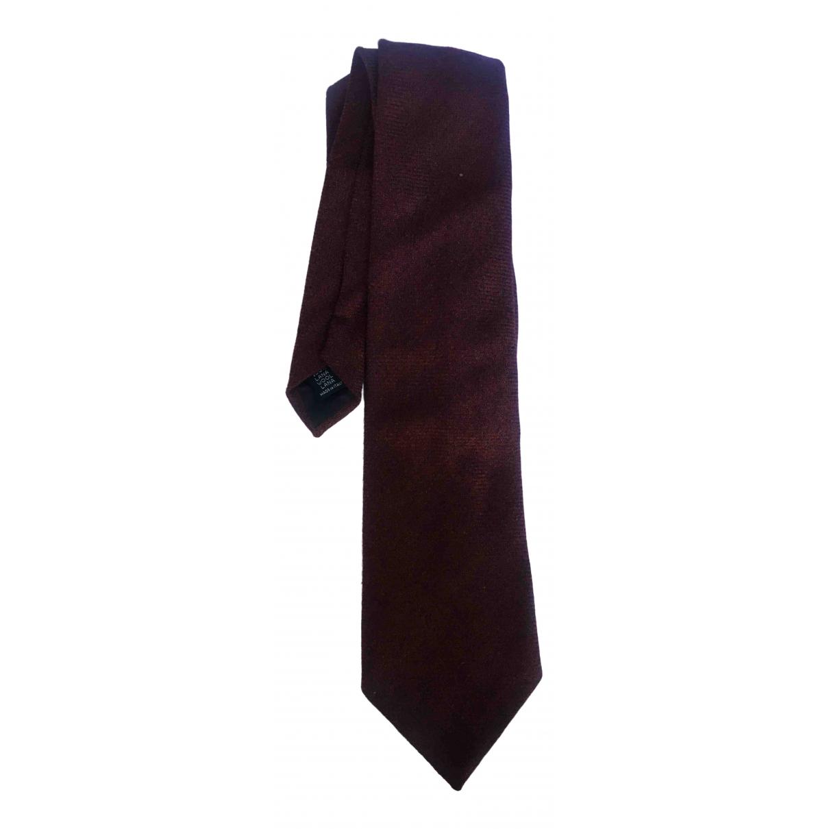 Corbata de Lana Boggi