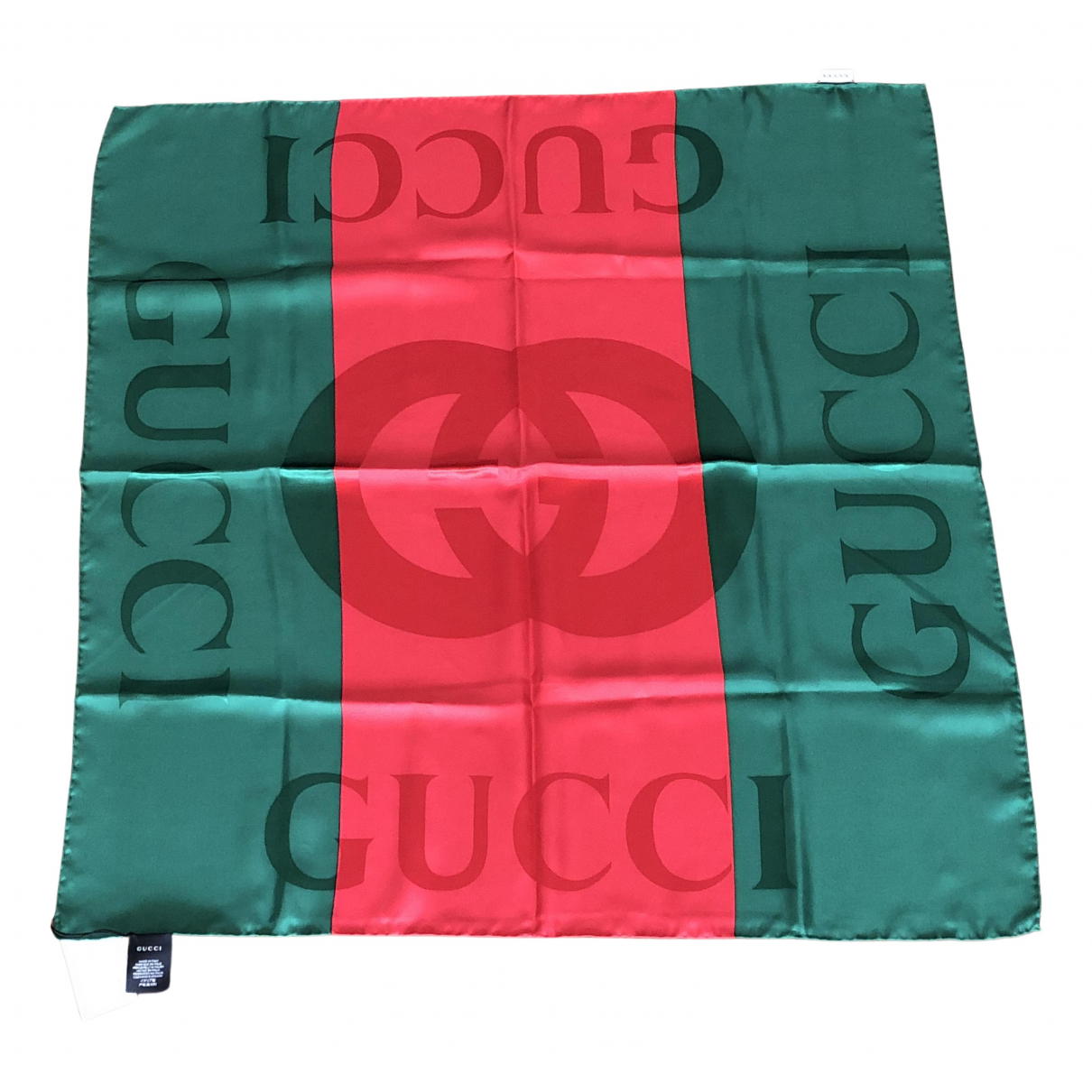 Gucci N Multicolour Silk scarf & pocket squares for Men N