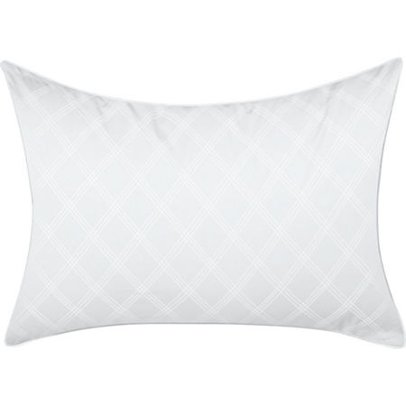 Allerease Ultimate Temprature Balancing Jumbo Pillow, One Size , White