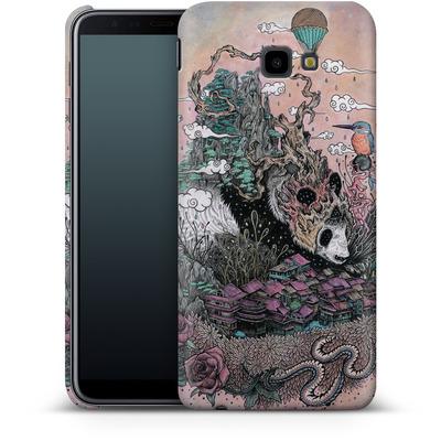 Samsung Galaxy J4 Plus Smartphone Huelle - Land Of The Sleeping Giant von Mat Miller
