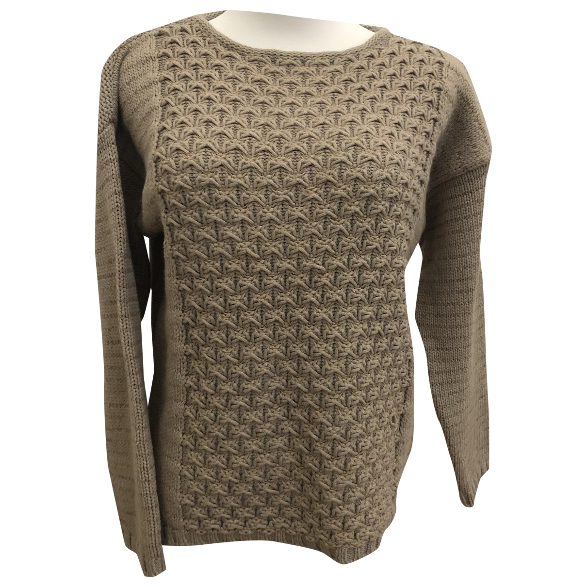 See By Chloe - Pull   pour femme - beige