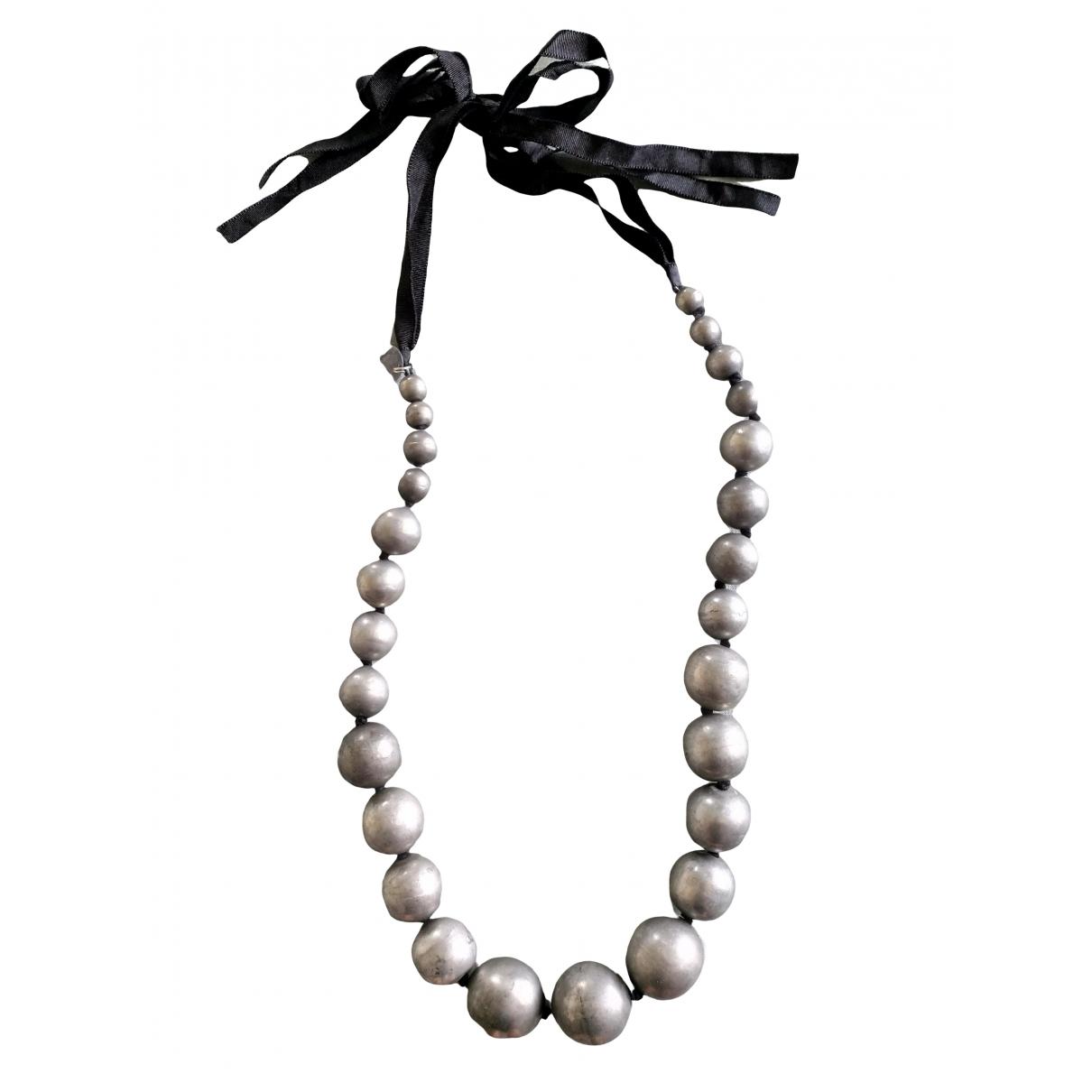 Ikks \N Silver Silver necklace for Women \N