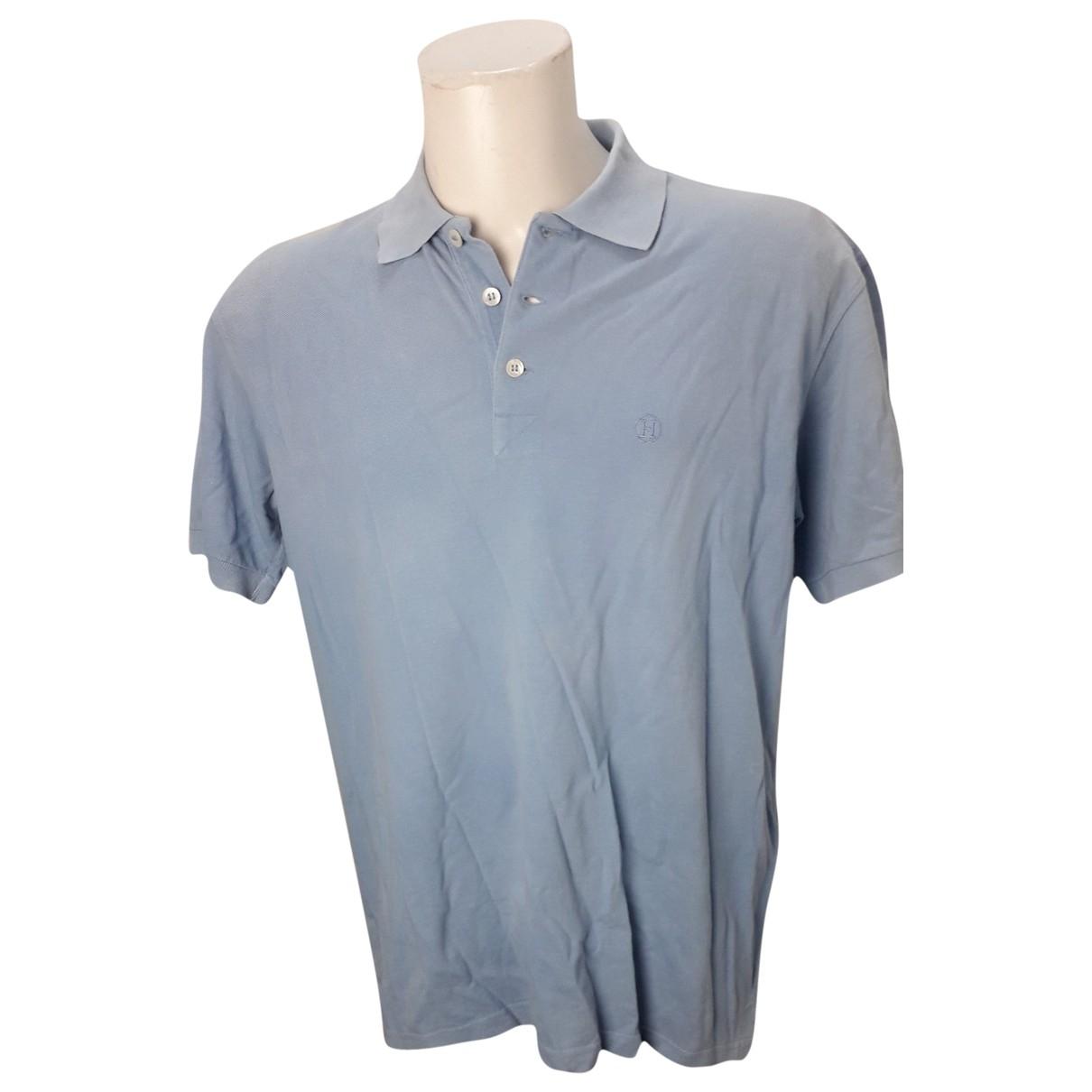 Hermes - Polos   pour homme en coton