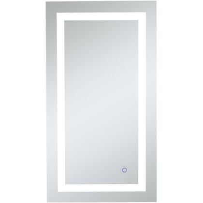 MRE12036 Helios 20In X 36In Hardwired Led Mirror With Touch Sensor And Color Changing Temperature