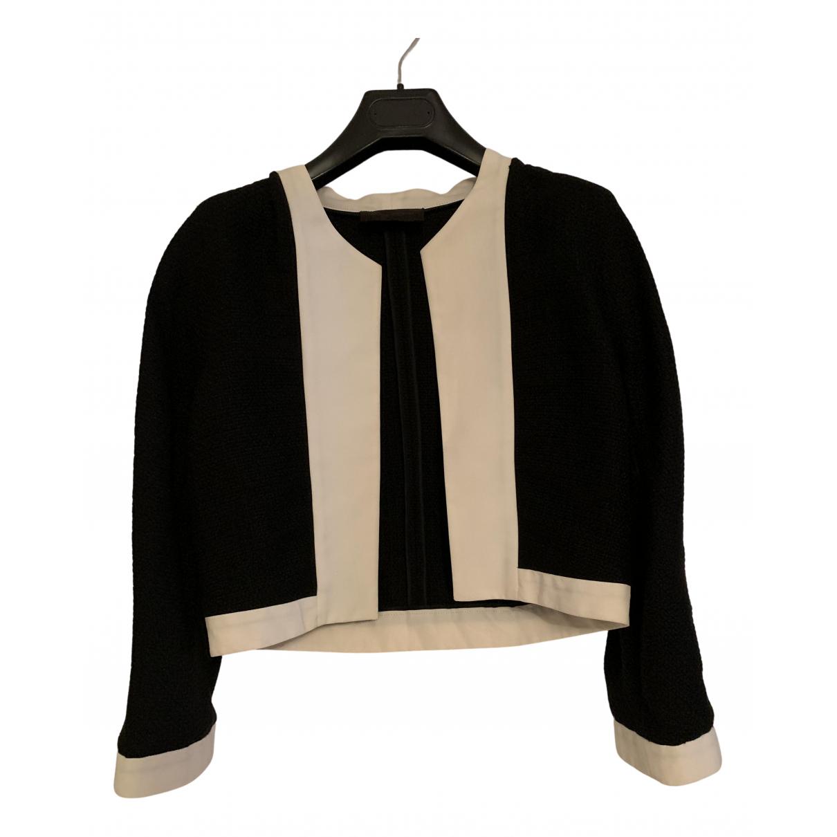 Narciso Rodriguez - Veste   pour femme en lin - noir