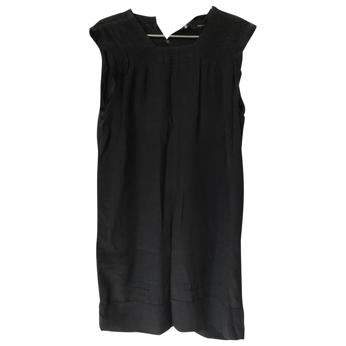 Isabel Marant \N Black Silk dress for Women 0 0-5