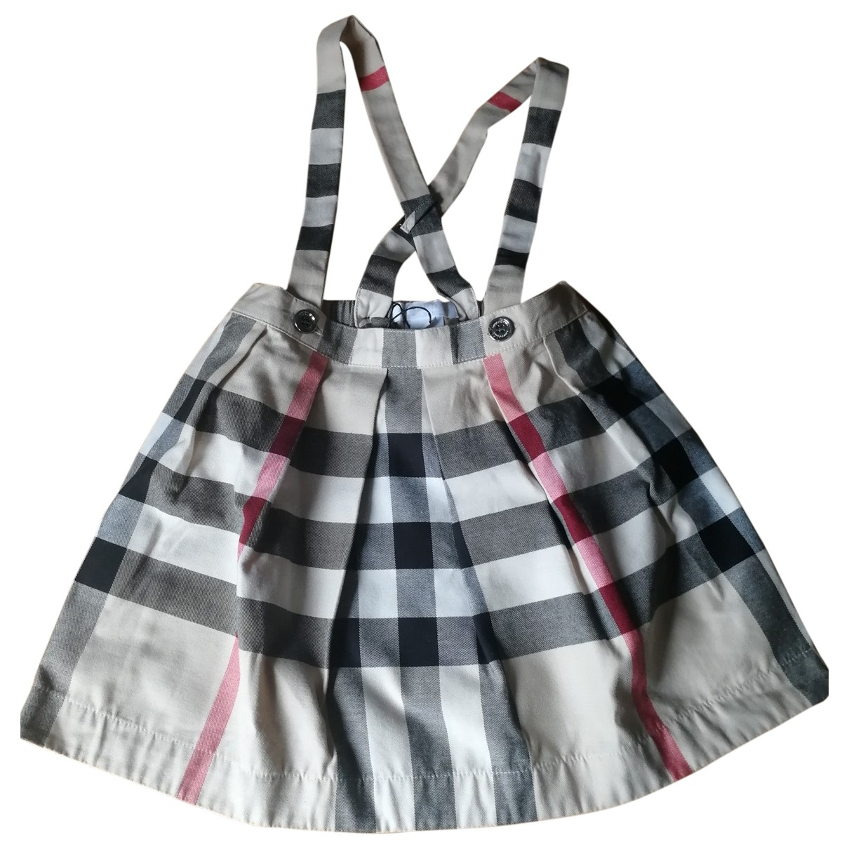 Burberry \N Camel Cotton skirt for Kids 3 years - up to 98cm FR