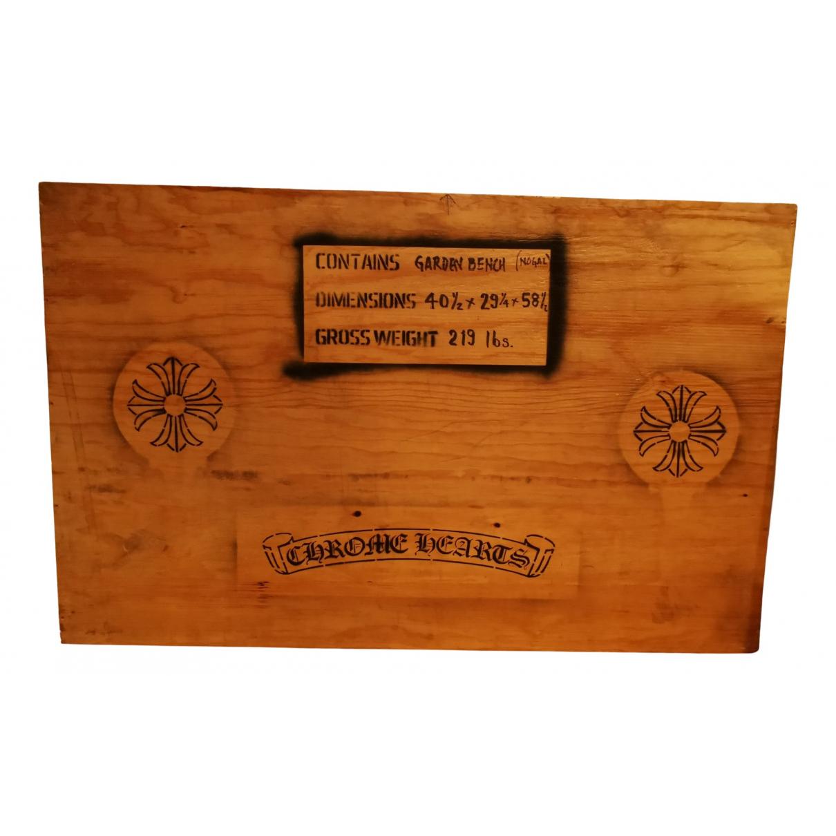 Chrome Hearts - Objets & Deco   pour lifestyle en bois - marron